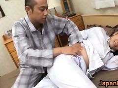 ayane asakura aged oriental lady has sex