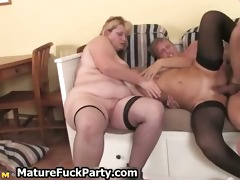 old bulky experienced hotties have a fun getting