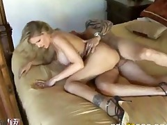 breasty golden-haired mother i caught white