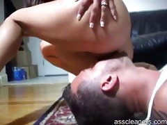 female-dominator receives really lewd as she