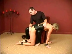 misbehave receive spanked