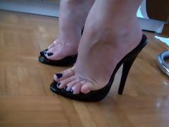 older feet