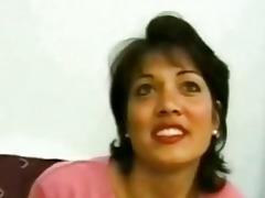 amature mother i big melons brunette hair