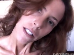 very hawt mature babe sherry t live without to