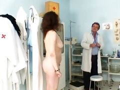 karla visits gyno clinic with extremely hirsute