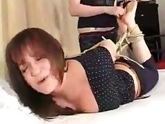 aged hotties foot tickling f/f