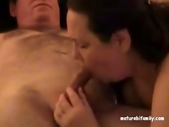 bisexual engulfing party