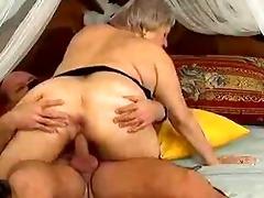 insane old mama receives jizz flow sex