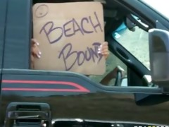 cherokee - beach bum