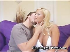 breasty wifeys hawt cum face
