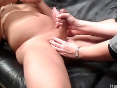 my stepmom oil dong massage, and jerkoff clip