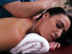 massaging your mums cunt