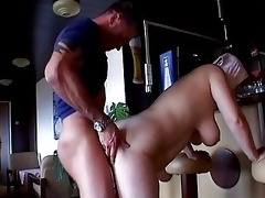 mad old mamma hard drilled sex