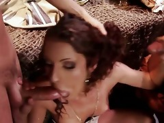 smutty doxy brandi lyons wildest group sex