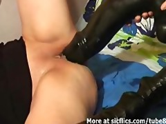 colossal dillo drilled and double fisted floozy