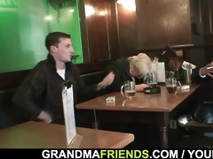 males group sex totally drunk granny
