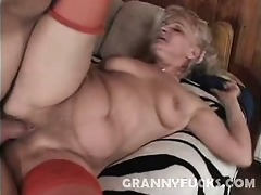 lustful granny ursula t live without to keep fit