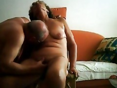 real agonorgasmos of a 75yo granny