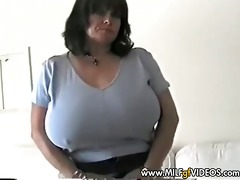breasty granny d like to fuck in crotchless