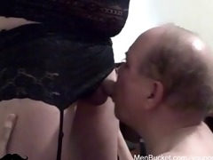 amateur daddies give the greatest blowjobs
