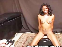 swarthy mommy having big o an on the sybian