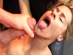 mature facual cumshots compilation three