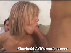 sexy wife can dong friction