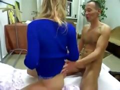 german mamma anal