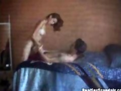 this cheating wife receives herself screwed by