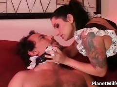 sexy latin chick doll rides on fellow biggest