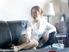 mina - daydream smoke