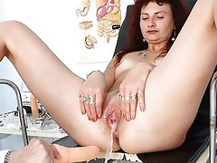 redhead d like to fuck snatch checkup at