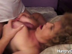 firm screwed granny plumper