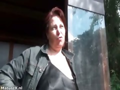 naughty older woman receives slutty showing part5