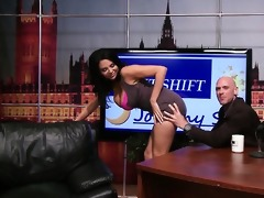with peculiar guest, missy martinez