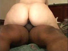 swinger wife babe makes ebon guy cum twice snake