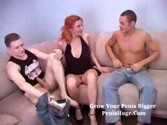 redhead mother i is fun to fuck