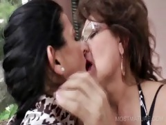 7some with aged licking hawt boobs