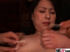 hottie mother i japanese receive screwed hardcore