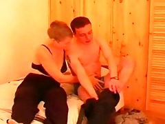 russian older and guy fucking
