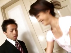 concupiscent wife blowjob warin umino