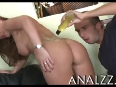 stylish brunette hair british d like to fuck sky