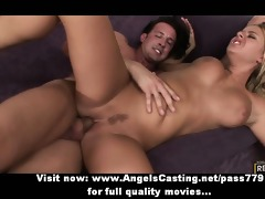 swinger foursome with blond wives drilled hard