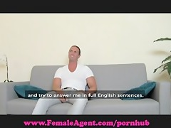 femaleagent. make me cum