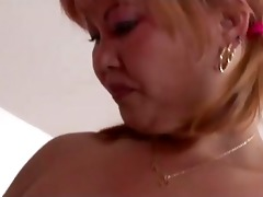 excited mom getting hard drilled by a mighty