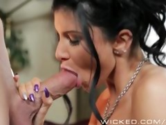 romi rain is one sexy stepmom