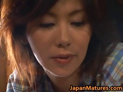 chisato shouda pleasing aged oriental sweetheart