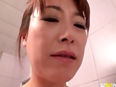 azhotporn.com - breast milk spilling out oriental