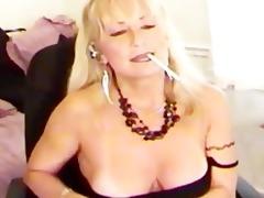 smokin fetish mother i blonde