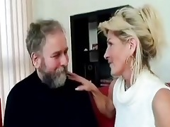 breasty old mommy prepare for mad sex with old